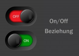 on off beziehung
