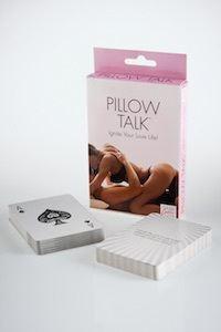 California Exotic Novelties Kartenspiel Pillow Talk