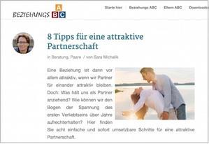 8 Tipps für eine attraktive Partnerschaft