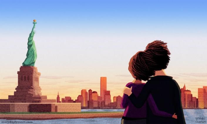 Zusammen träumen