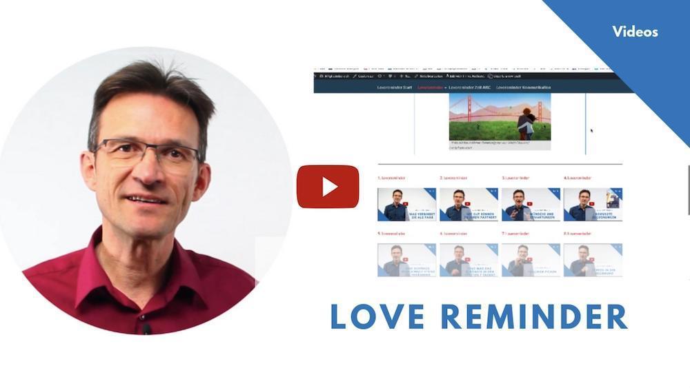 LOVE REMINDER